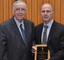 2015 Bill Miller (right)