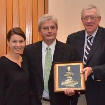 2014: Jim Pugh (center)