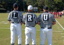thrre officials